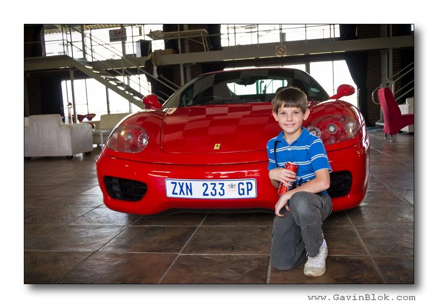 Zwartkops Gauteng Motor Show