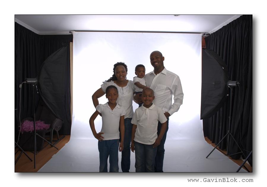 Old Studio - Family Shoot