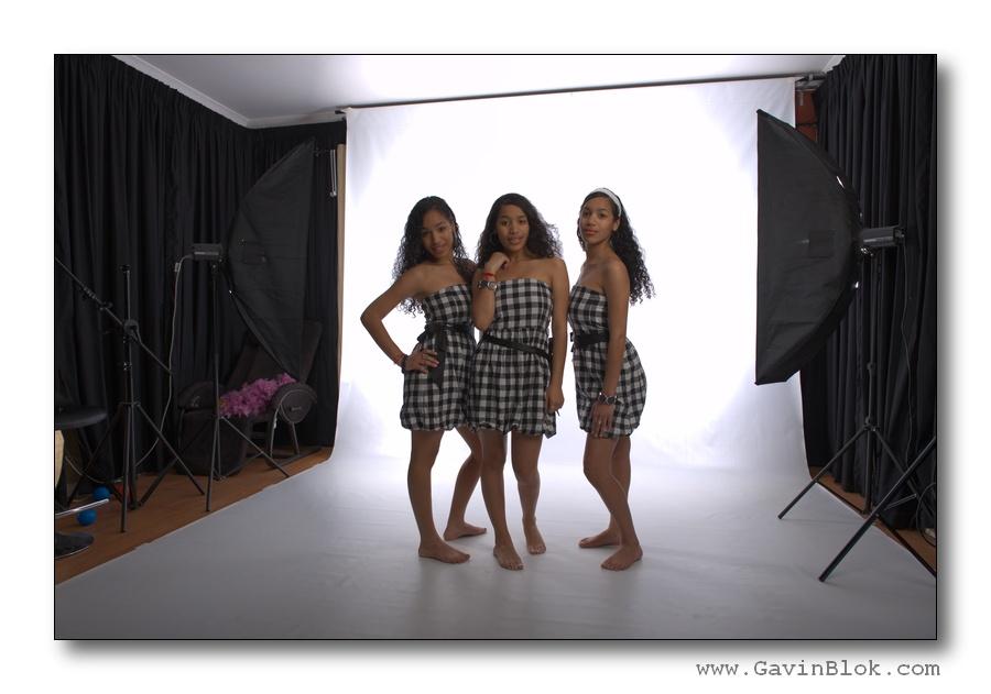 Old Studio - Teens Shoot